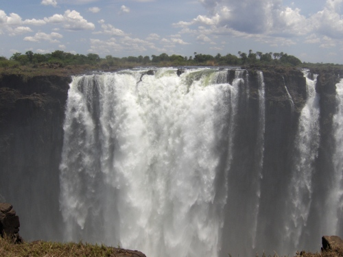Victoria Falls mosi oa tuna zimbabwe africa huge waterfalls biggest waterfall