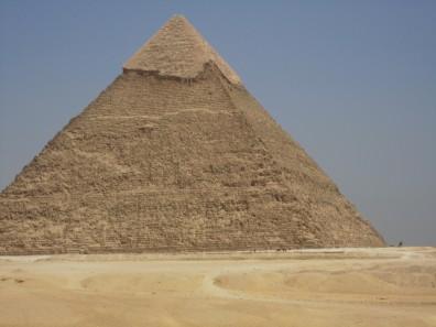 giza pyramid cairo egypt