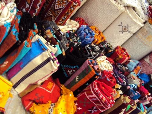 the market at Rabat