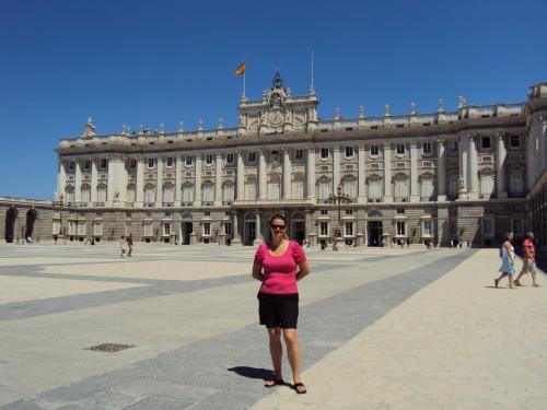 Deah in Madrid