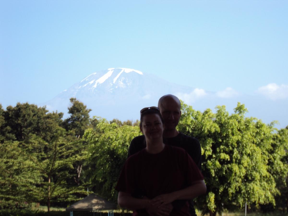 Kilimanjaro, Tanzania December 2010