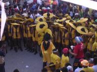 Dancing ladies at Carnival