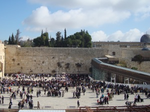 the western wall the wailing wall israel jerusalem