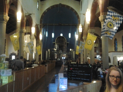 interior view church brew works pennsylvania pittsburgh