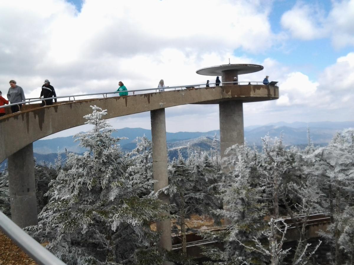 AT North Carolina Appalachian Trail