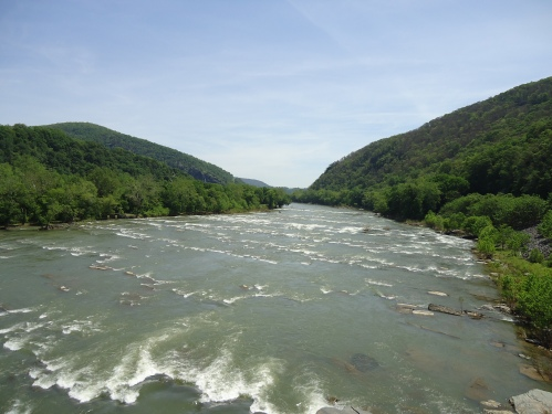 Harper's Ferry Potomac River