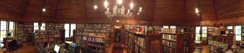 Andover Maine Public Library interior