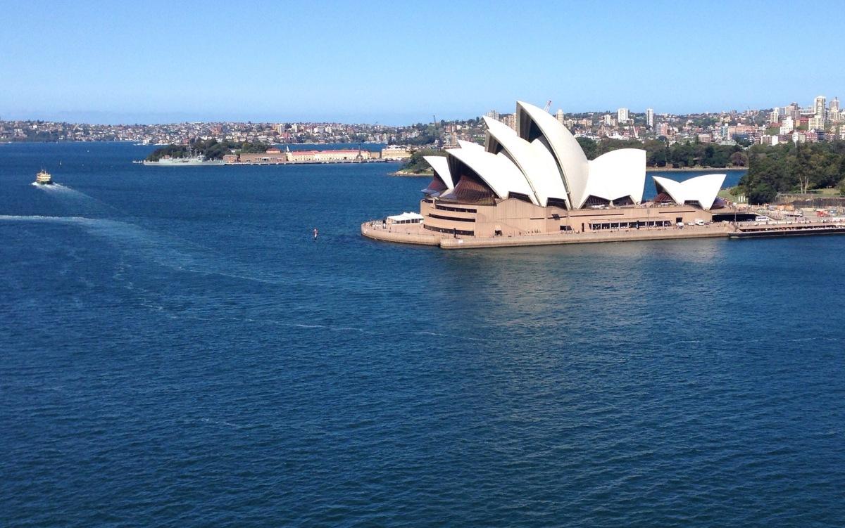 Australia: September  23-October 23,2014