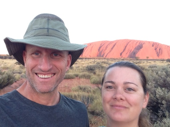 Uluru Australia Outback Alice Spring
