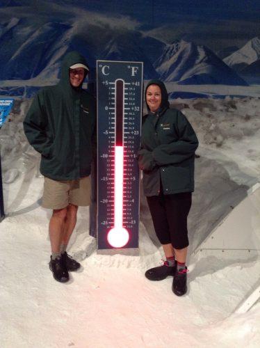 International Antarctic Centre New Zealand Christchurch