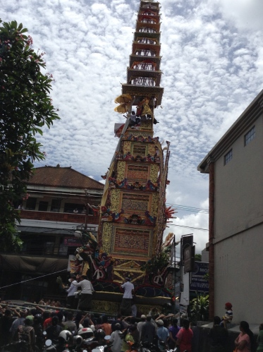 Cremation Ceremony Tower