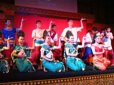 Cultural Show, Pnom Penh Cambodia