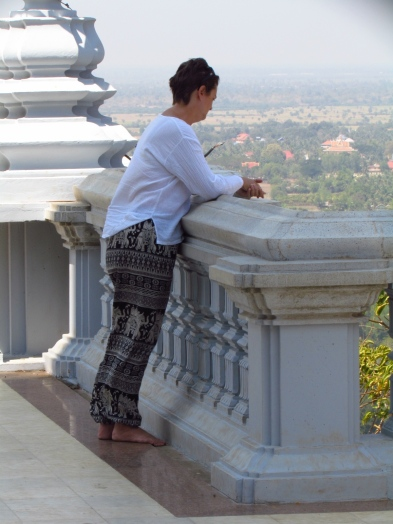 Deah in Udung Cambodia