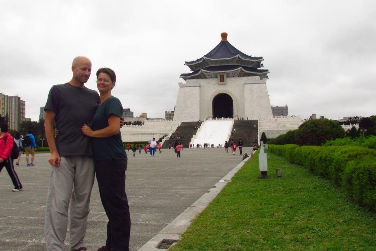 Taipei Chiang Kai Shek Memorial