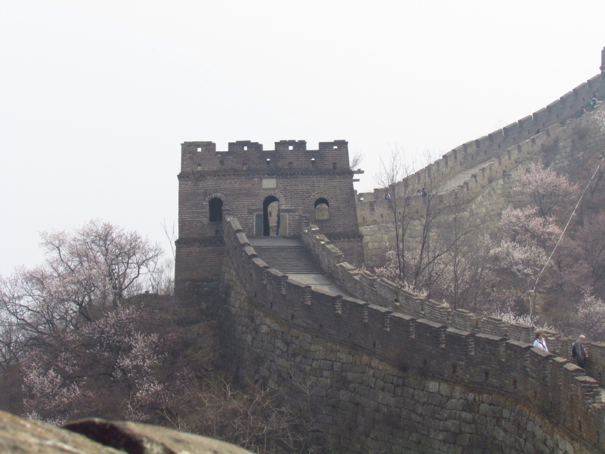 China: April and May, 2015