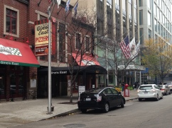 exterior view of Gino's East Chicago