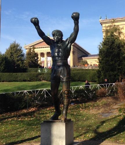Rocky Statue Philadelphia Pennsylvania