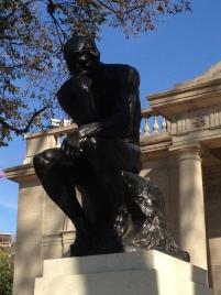 statue in Philadelphia Pennsylvania