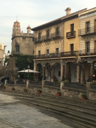 Plaza Mayor in Spanish Village