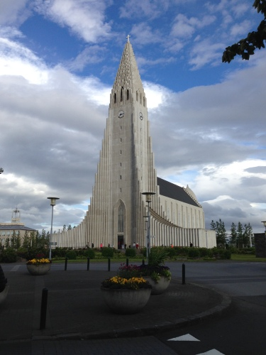 Iceland Hallgrimskirkja