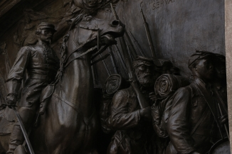 Boston, MA 54th Regiment Memorial