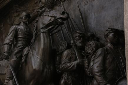 Boston, MA 54th Regiment Memorial