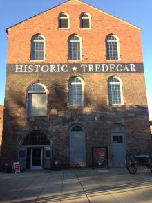 Tredegar Iron Works Richmond VA