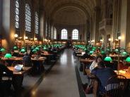 Reading Room, BPL