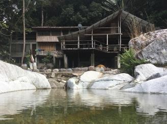 The Jungle River Lodge