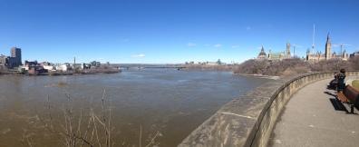 Ottawa, along the Ottawa River