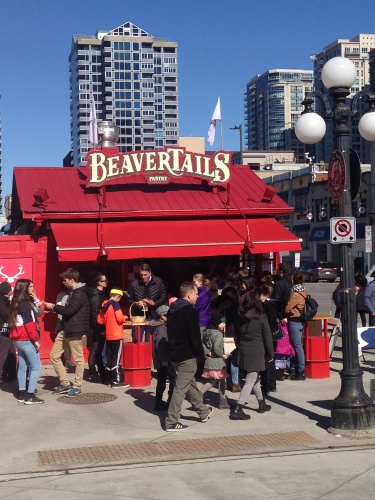 Beavertails Ottawa Canada