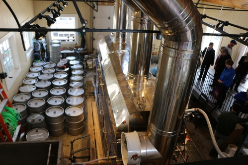 Making Syrup Ottawa Canada