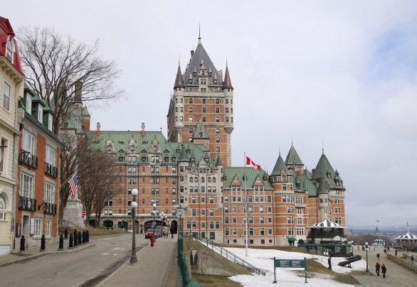 Hotel Frentenac Canada