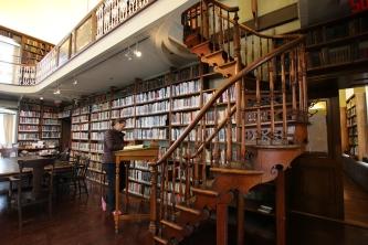 Morrin Center Library Canada