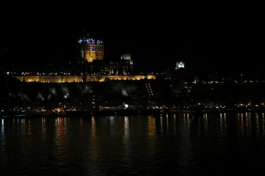 Quebec at Night Canada