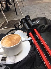Roughing it on the Camino Santiago