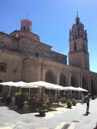 Logronos Camino Santiago