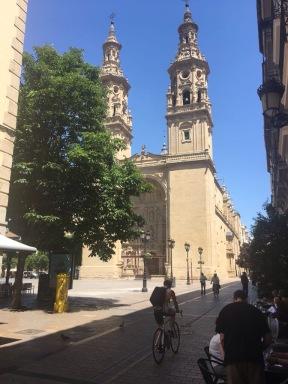Camino Santiago Church