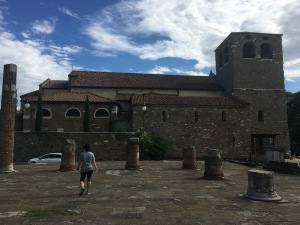 Roman Ruins, Trieste Italy