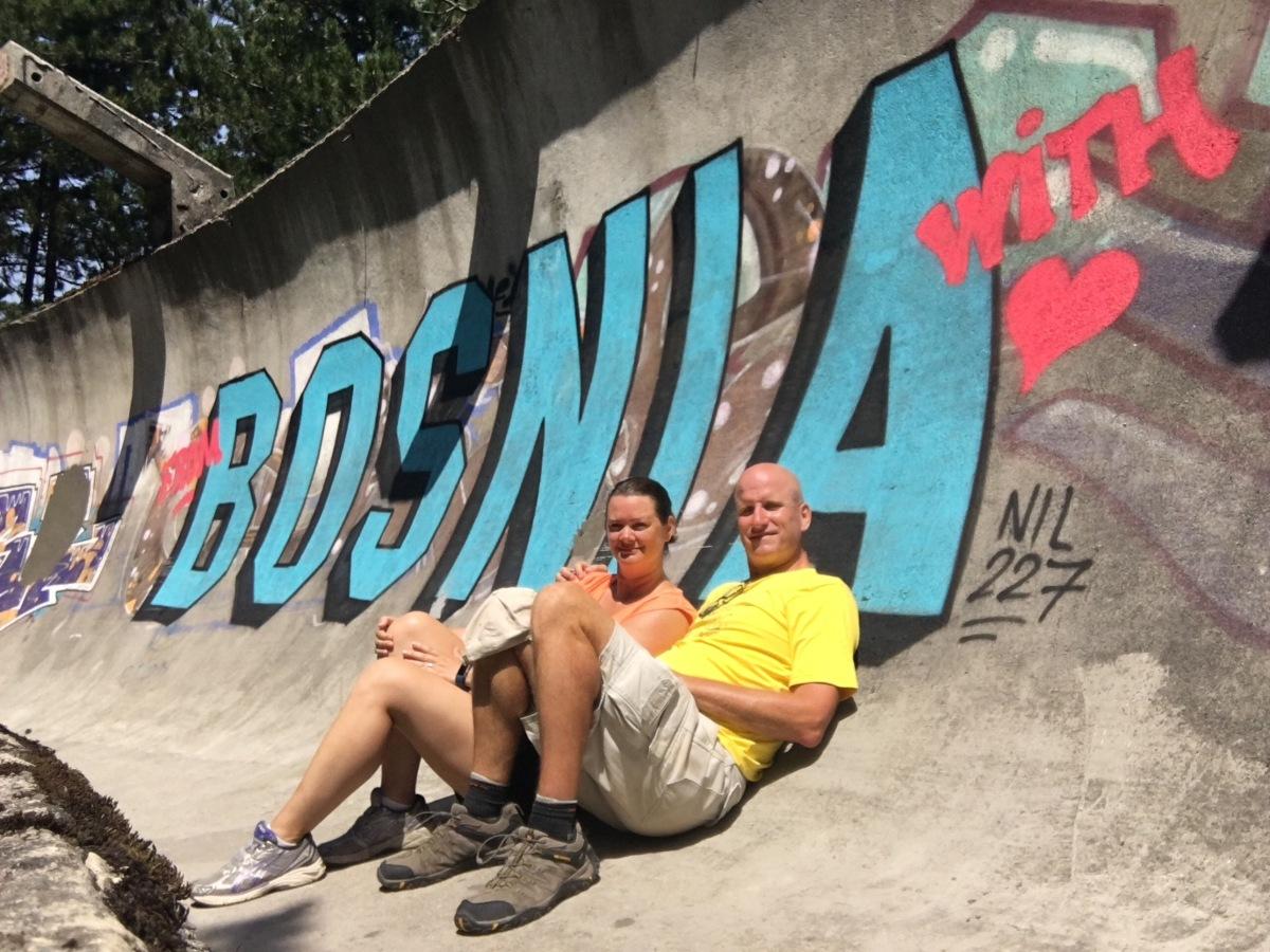Bosnia: July 2017