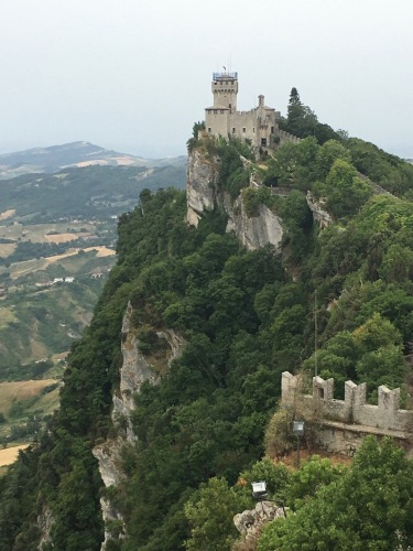 The Castle View at San Marino