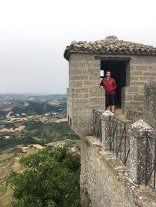 Deah at San Marino