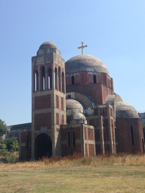 Kosovo Orthodox Church