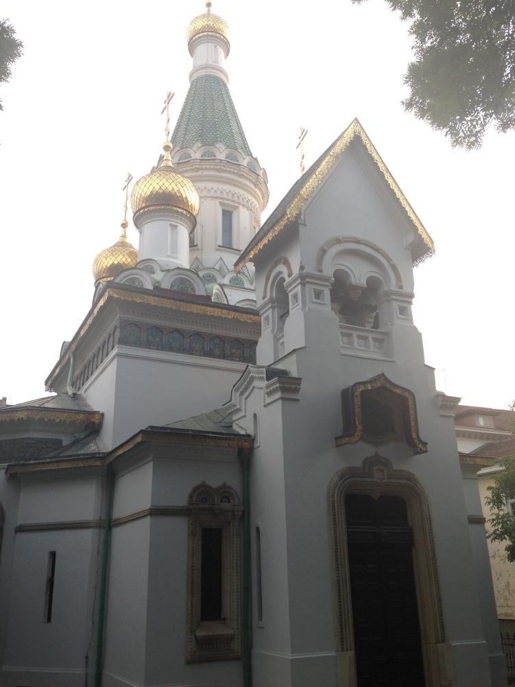 Orthodox Church Sofia Bulgaria