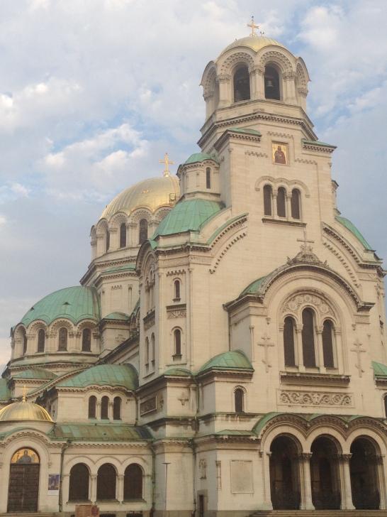 Nevsky Church Bulgaria