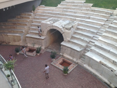 Roman Stadium Plovdiv