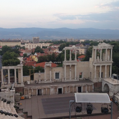 Roman Theater Plovdiv