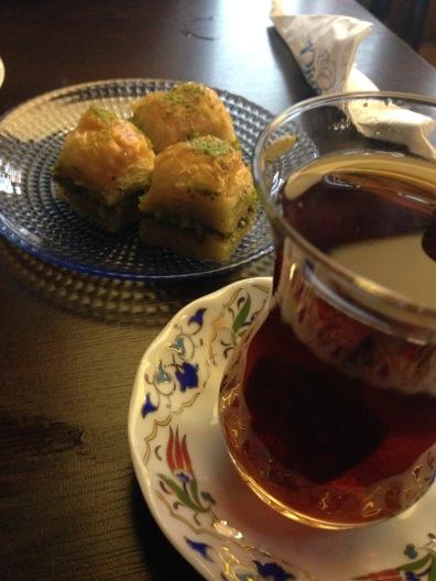 Tea and Sweets Bulgaria