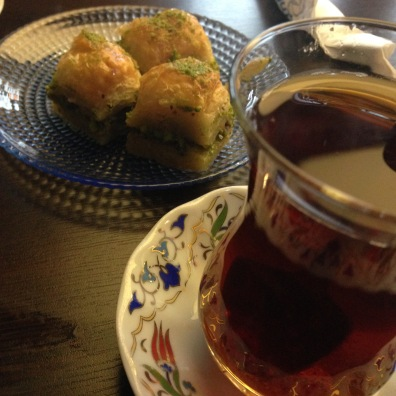 Tea and Sweets Bulgaria