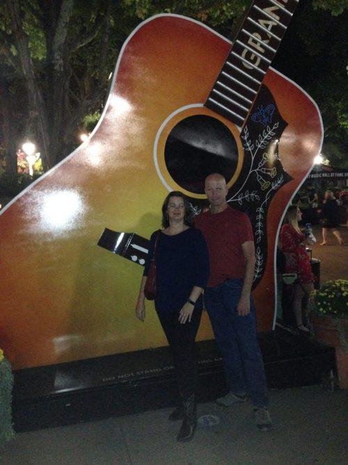 Nashville Grand Ol Opry